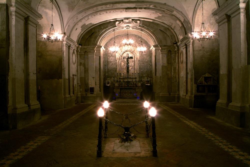 Apertura straordinaria del Complesso di Santa Maria delle Anime del Purgatorio ad Arco