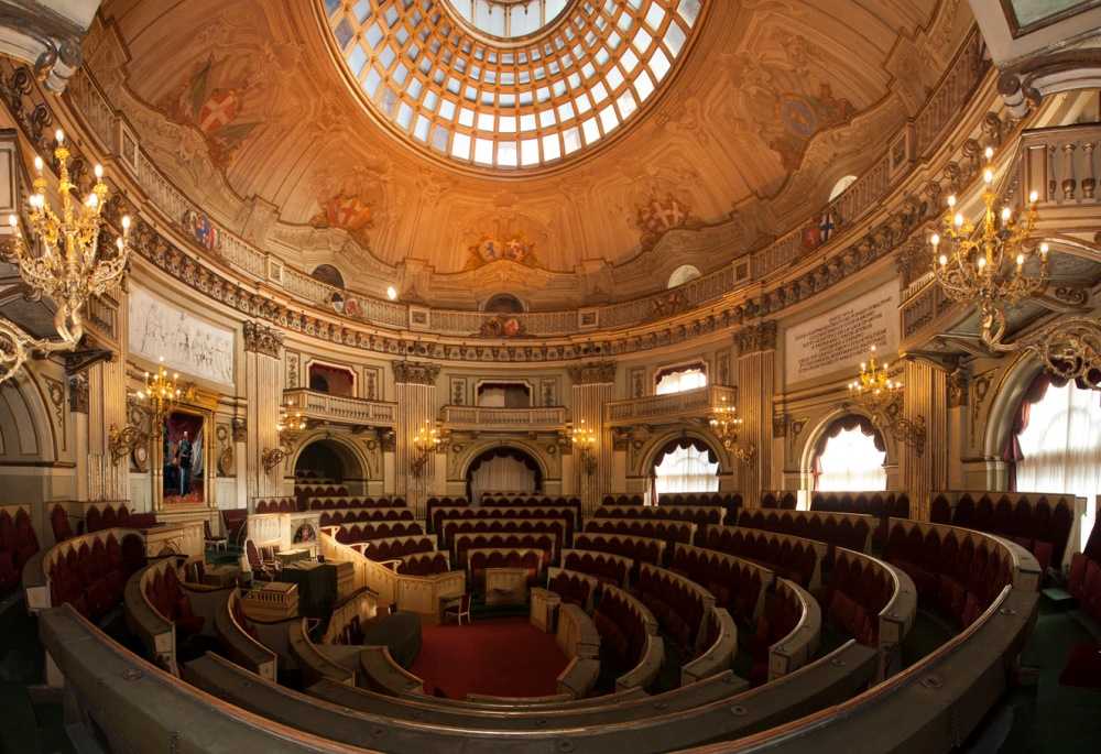 Il fascino della grande storia al museo nazionale del for Sito parlamento italiano